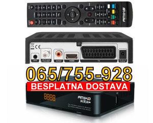 Amiko  DVB-S2  Full HD satelitski resiver