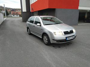 Škoda Fabia 1.4 Reg do 05 mj 2019 god