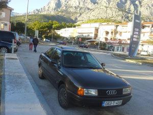 Audi 80 jaje