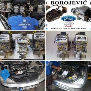"""Bosch bosh bos pumpa ford audi opel bmw """"BOROJEVIC"""""""