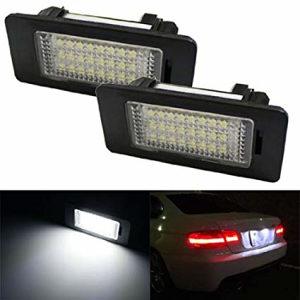 LED Osvjetljenje tablice za BMW E39 E60 E90 X5 X6 X1