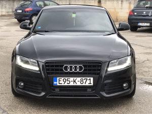Audi A5 2.7 TDI 3x S_line