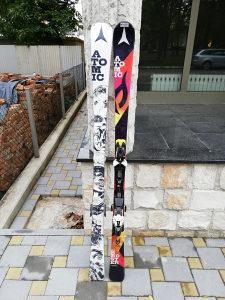 Skije Atomic Redster Marcel Hirscher 164 cm