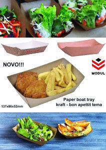 Kartonska ambalaža za pakovanje hrane
