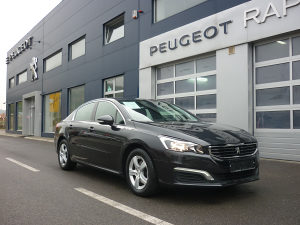 PEUGEOT 508 Business Line 2,0 HDI 140KS BVM6