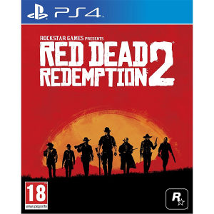 Red Dead Redemption 2 PS4 - 3D BOX - BANJA LUKA