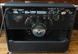 LANEY LC50 MADE IN THE U.K. Full Lampaš 50 Watt Class A
