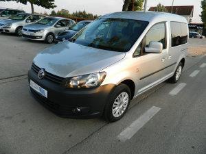 Volkswagen Caddy 1,6 Tdi
