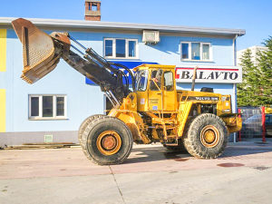 Utovarivač VOLVO BM 4600 B