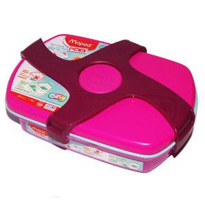 Kutija za Užinu Concept 1.78L Pink 870016