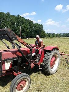 Traktor Internacional 353
