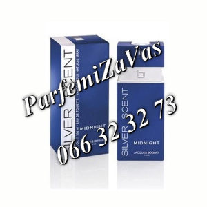 Jacques Bogart Silver Scent Midnight 100ml Tester M 100 ml