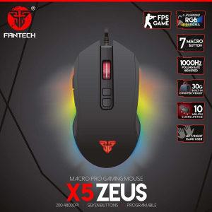Fantech X5s Chroma LED Kompjuterski Gaming Mis
