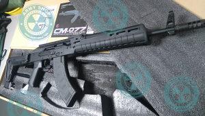 Airsoft Puska Kalashnikov CYMA CM077A AK MAGPUL