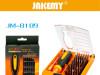 JAKEMY JM-8109 38 u 1 profesionalni set šarafcigera