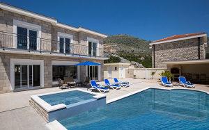 Vila s bazenom kraj Dubrovnika-prodaja