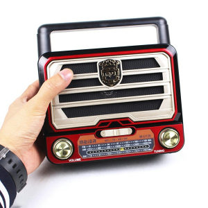 Radio Portable MEIER FM/AM,USB,TF,Mp3 Besplatna Dostava