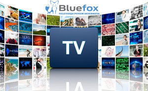 BlueFox IPTV - TELEVIZIJA PUTEM INTERNETA 3500+