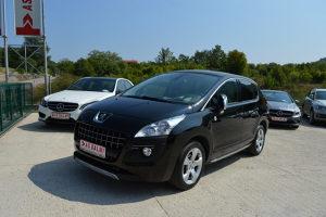 Peugeot 3008 1.6 e-HDI FELINE SPORT NAPAPIRJI Panorama
