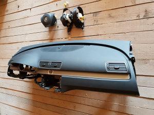 Passat cc pasat instrument tabla airbag 2012-2017