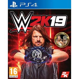 WWE 2K19 Standard Edition PS4 - 3D BOX - BANJA LUKA
