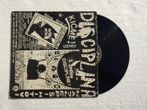 Disciplina Kičme - Uživo! Najlepši Hitovi! LP