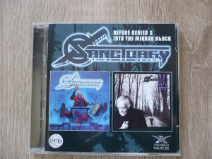 Sanctuary ‎– Refuge Denied - Into The Mirror Black