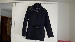 Zimska jakna futrovana