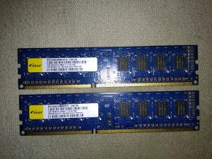 Ddr3 4Gb 1600Mhz Nanya 2x2Gb