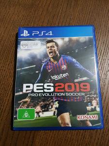 PES 2019 PS4 Igra na Disku
