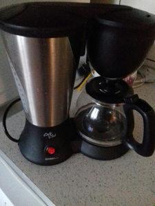 Aparat za kafu sa filterom