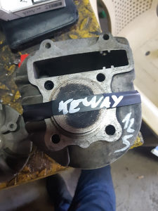 Klip karike stublina keeway 125cc