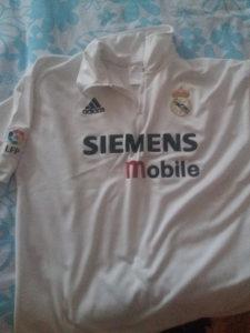 Dres Real Madrid