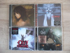 Ozzy Osbourne- 4 albuma