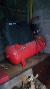 Kompresor zraka