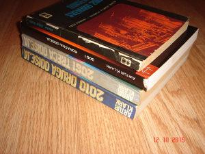 Artur Klark / Arthur Clarke , ciklus Odiseja