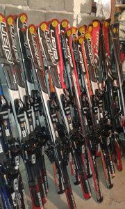 Kupujem veću kolicinu ski opreme skije,pancerice,stapov