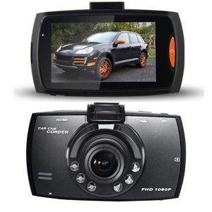 """AUTO KAMERA 2.7 """" LCD 1080 DVR (DASHCAM)"""