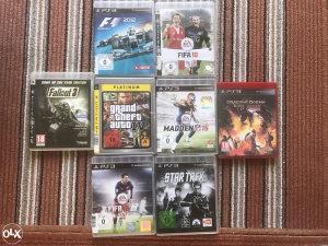 PS3 igrice 10KM/komad