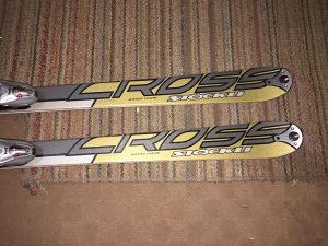 Skije Stockli cross duzina 176