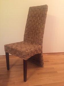 Komplet od 6 stolica i sto