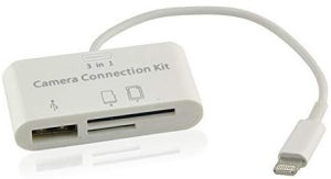 Apple citac kartica card reader 3 in 1