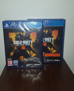 Call Of Duty Black Ops IIII (PlayStation 4 PS4)
