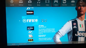 PS3 FIFA 19 PLAYSTATION 3 062/325-468