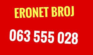 Eronet broj 063 555 028