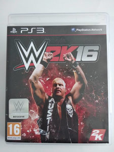 PS3 WWE 2K16 W2K16