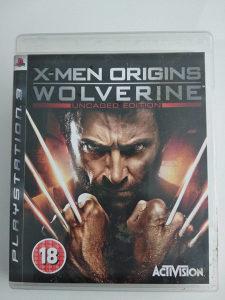 PS3 X-Men Origins Wolverine