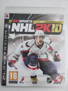 PS3 NHL 2K10