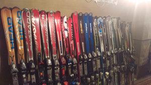 Skije najbolje cijene i tacka 80 km/kom