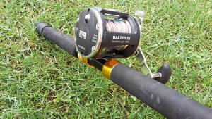 Stap za pecanje ARBOLINO CROSSER  masina BALZER PROFI